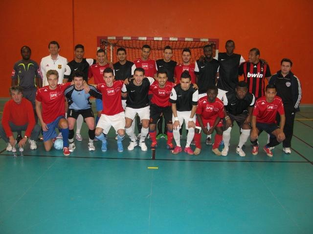 Futsal: garçons