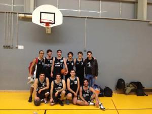 équipe de basket de Lyon 1 santé, Tournoi Montplaisir