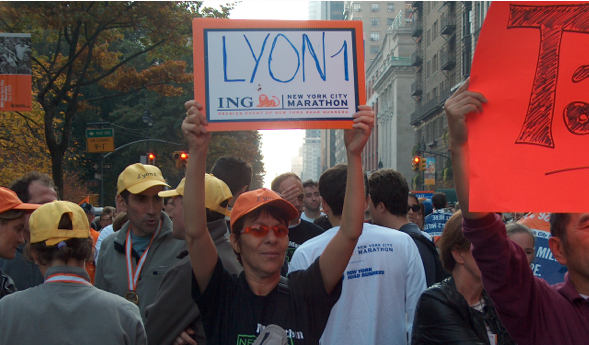 Marathon Lyon 1