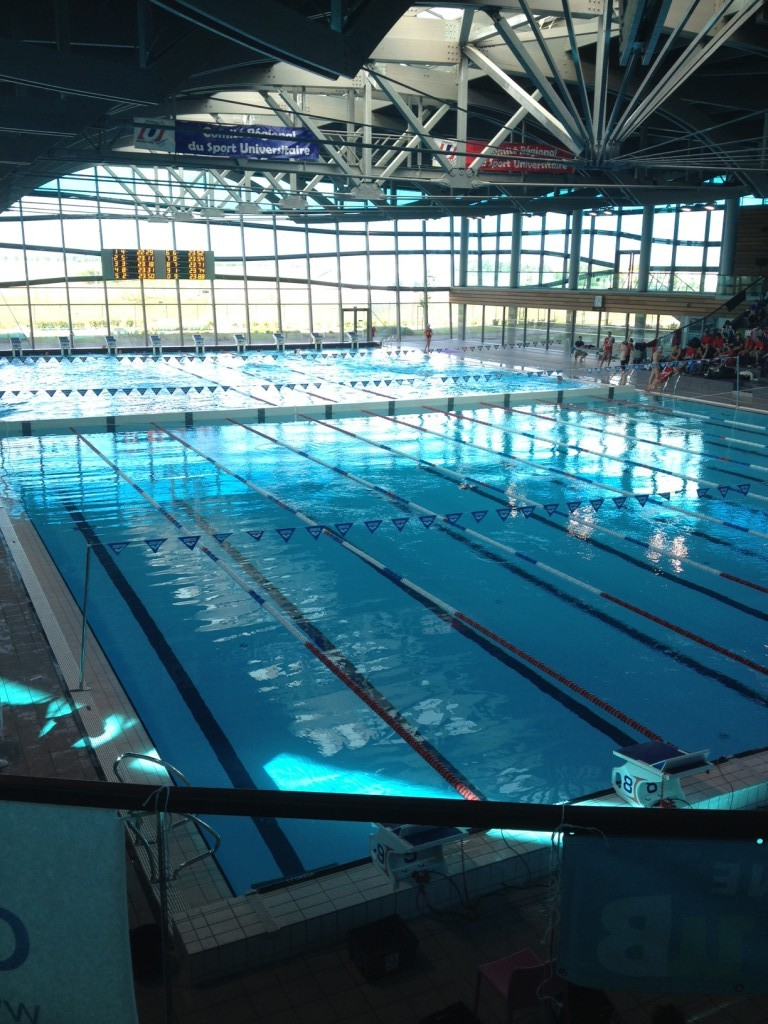 Piscine olympique grand dijon as lyon 1 for Piscine quetigny