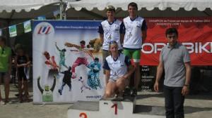 CFU Tri équipe