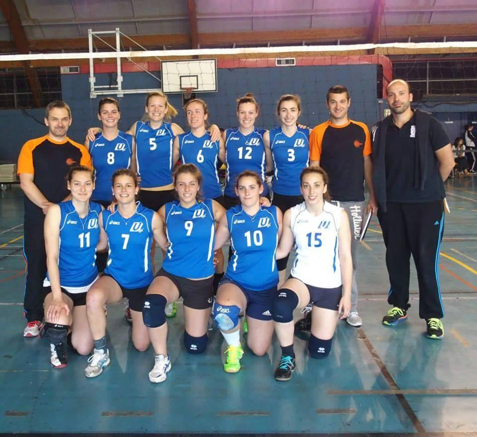 CFU volley 2015