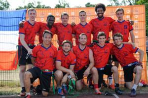 Les Panthera Leo au Big Bowl 2015 !