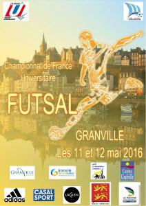 CFU futsal Granville