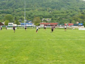 Panthera Leo Flag Football - Attaque