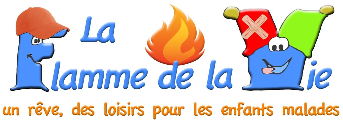 Logo La Flamme de la Vie