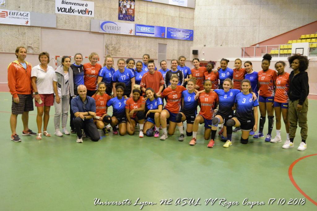 N2 Match université Lyon N2 ASUL VV 17 10 2018_1