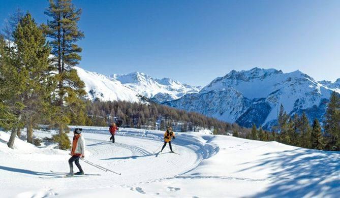 traversée du jura en ski de fond (mars 2019)